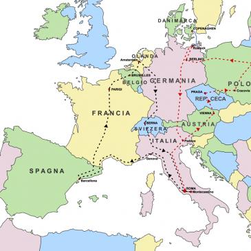 2003 Tour Europei