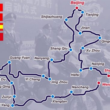 2011 Crossing China