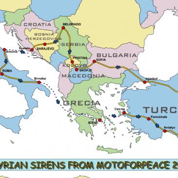 2012 Syrian Sirens