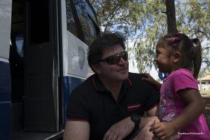 Dino MotoForPeace in Honduras