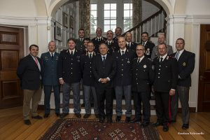 MfP da Ambasciatore d'Italia in Ottawa S.E. Gian Lorenzo Cornado