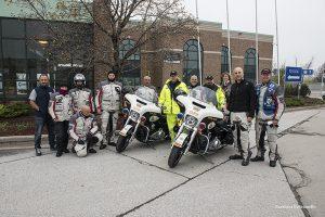 MotoForPeace in Canada 2016