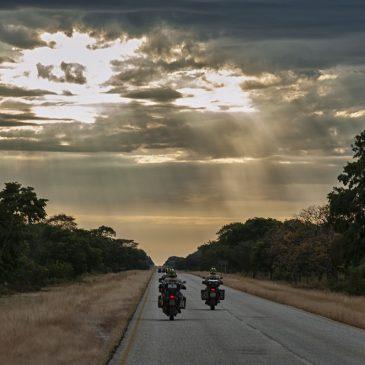 Ingresso in Botswana dal fiume Chobe