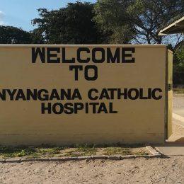 Nyangana Catholic Hospital
