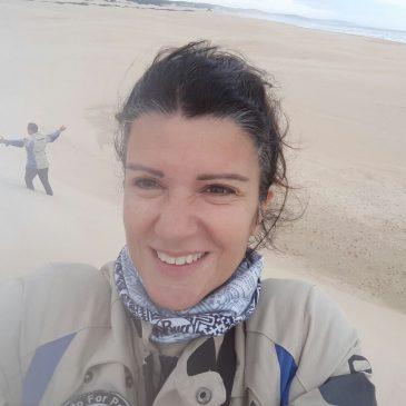 Jeffreys Bay e le dune di Kouga