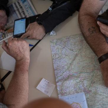 Cambiamo l'itinerario per entrare in Bolivia